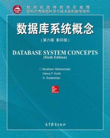 数据库系统概念(第6版 影印版)