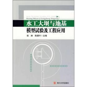 水工大坝与地基模型试验及工程应用