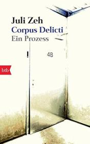 德文 德语小说 Corpus Delicti: Ein Prozess 过度纤细的身体 德国原版