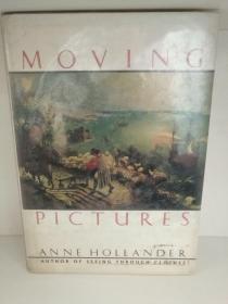 西方绘画艺术史 Anne Hollander:Moving pictures 英文原版书