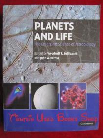 Planets and Life: The Emerging Science of Astrobiology(英语原版 平装本)行星和生命:新兴的天体生物学