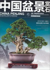 中国盆景赏石(2013-7)