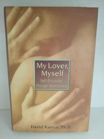 David Kantor : My Lover, Myself Self-Discovery Through Relationship 英文原版书