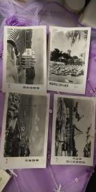 文革时期青岛旅顺南京等个人老照片一些合售