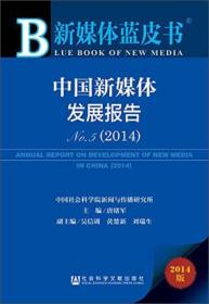 中国新媒体发展报告