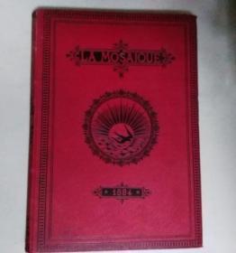 LA MOSAIQUE 法文原版(1884年出版)