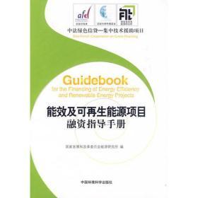 能效及可再生能源项目融资指导手册