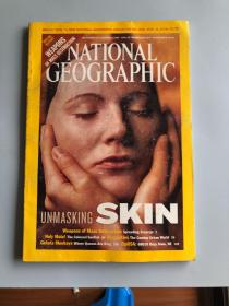 NATIONAL GEOGRAPHIC november 2002