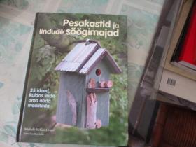 外语原版;搭建木头鸟窝