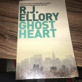 R.J. ELLORY GHOST HEART