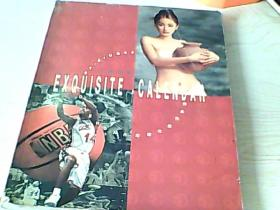 1999 EXQUISITE CALENDAR 精美挂历珍藏版