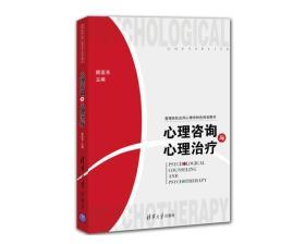心理咨询与心理治疗/高等院校应用心理学特色规划教材