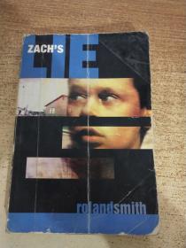 Zach\s Lie