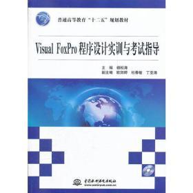 VisualFoxPro程序设计实训与考试指导