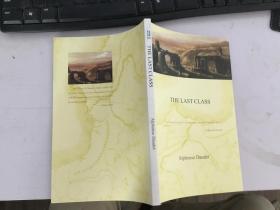 外文书the last class上节课