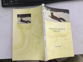 外文书selected fables of krylov选择寓言的维多