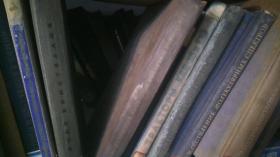 15000本左右外文硬精装老旧书一次性清仓出售 大部分是16开,每本15元 运费自理