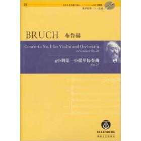 布鲁赫g小调第一小提琴协奏曲