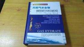 天然气水合物:能源资源潜力及相关地质风险