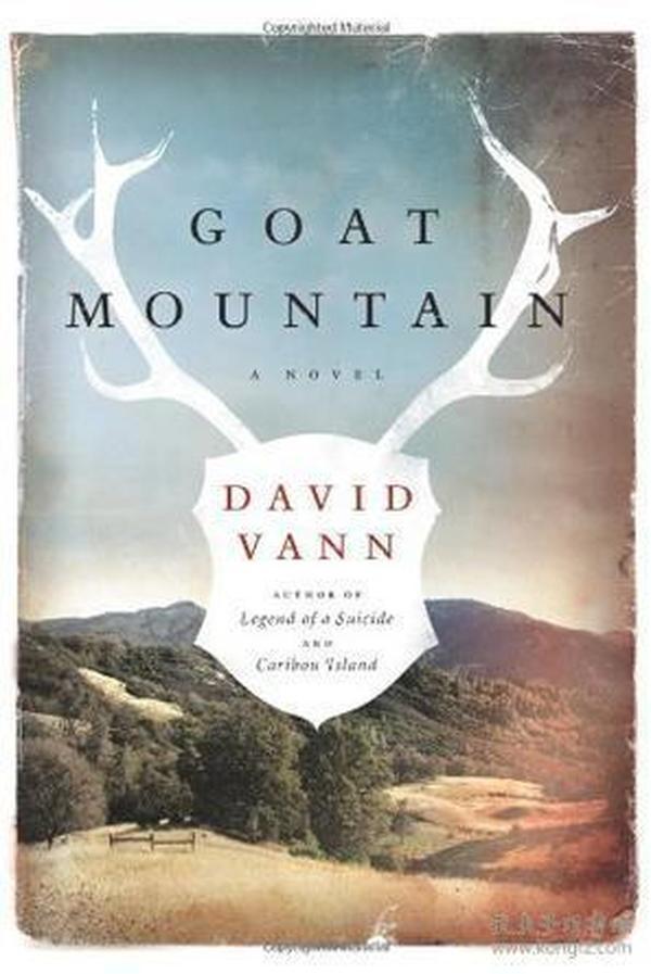 Goat Mountain:A Novel