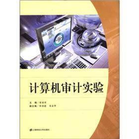 二手正版二手计算机审计实验 梁素萍  9787564206888