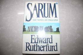 Sarum: The Novel of England