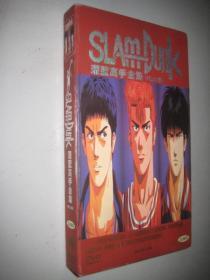 灌篮高手全集(共101 集)22碟装DVD