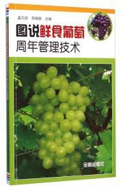 图说鲜食葡萄周年管理技术