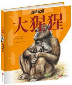 动物家庭:大猩猩