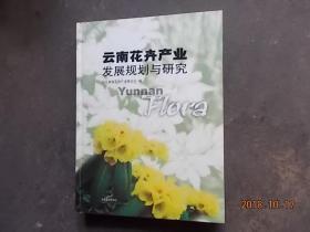 云南花卉产业发展规划与研究