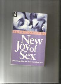 New Joy of Sex 性的新喜悦(性的喜悦系列)