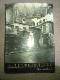 The CULTURE of  BUILDING  建筑文化  精装