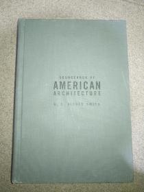 SOURCEBOOK  OF  AMERICAN  ARCHITECTURE  美国建筑资料大全  精装