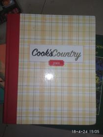 COOKS COUNTRY 2008  外文原版菜谱