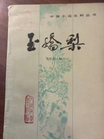 玉娇梨·中国小说史料丛书