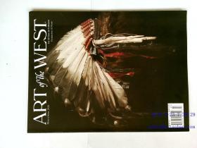 ART OF THE WEST 西方的艺术 2018/3-4 英文原版过期艺术杂志