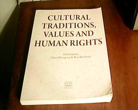 CULTURAL TRADITIONS VALUES AND HUMAN RIGHTS (文化传统.价值观与人权)