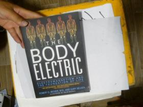 The body electric:Electromagnetism and the foundation of life 电磁及生命根基 科学插图丰富