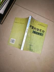 中国刑法总论 疑点研究