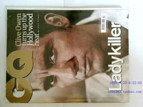 GQ 2009/04 绅士杂志 外文期刊 外文杂志 原版男性时尚杂志
