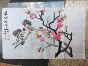 《桃花流水鳜鱼肥》已卯年十月---原画