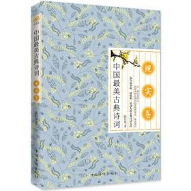 中国最美古诗词.现实卷