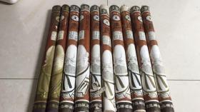 龙游书画寿字老宣纸 10卷合售 每卷20张,宽69长137