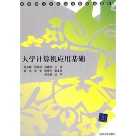 大学计算机应用基础(高等学校计算机课程规划教材)