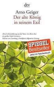 德文 德语小说 Der alte König in seinem Exil 流放的老国王 德国原版 阿尔诺·盖格尔