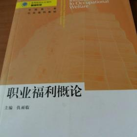 高等院校社会福利精编教材:职业福利概论