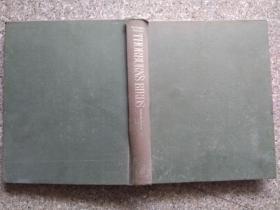 The Complete Illustrated Thorburn's Birds  大开精装英文原版