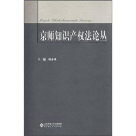 京师知识产权法论丛