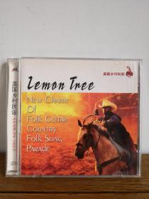 美国乡村民谣CD碟 LEMON TREE