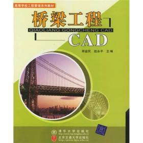 高等学校工程管理系列教材:桥梁工程CAD